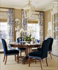 Excellent Blue Dining Room Chairs  On Room Board Chairs With - Dining room chairs blue