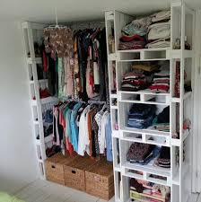 pallet bedroom furniture. need to make storage shelves out of pallets for a baby room google search ideas pinterest bedroom wardrobe and clothes racks pallet furniture