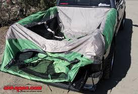 Review Napier Backroadz Truck Tent : Off-Road.com