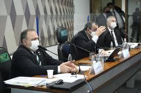 Senadores avaliam media training de Pazuello na CPI da Covid