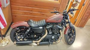 2017 harley davidson iron 883 motorcycles broadalbin new york b171400