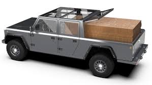 Bollinger Motors stretches out with all-electric pickup truck
