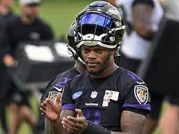Ravens QB Lamar Jackson declines to say ...