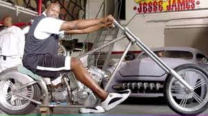built for shaq 2001 west coast choppers el diablo bike urious