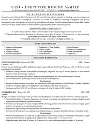 Executive Cover Letter Examples Executive Cover Letter Examples Ceo Cio Cto Resume Genius