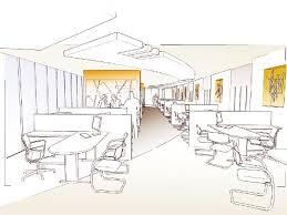 interior designers drawings. Office Interior Design Sketches Ravishing Curtain Decor Ideas On Designers Drawings