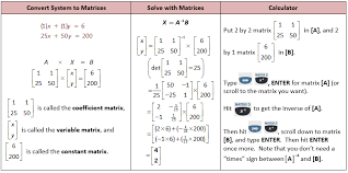 solving systems using matrices worksheet the best worksheets image collection and share worksheets
