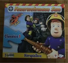 Feuerwehrmann Sam Cd Hörspielbox Mit 3 Cds