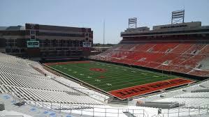Boone Pickens Stadium Interactive Seating Chart Boone Pickens Stadium Section 325 Rateyourseats Com
