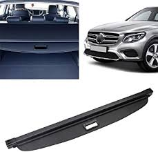 It has five of them now, and this is one of. Amazon Com Autoxrun Black Interior Retractable Rear Trunk Cargo Cover Luggage Security Shade Replacement For2016 2018 Mercedes Benz Glc Class Automotive