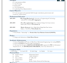 Resume Samples For Freshers Mechanical Engineers Free Download Rare Mechanical Engineering Resume Format Best Resumes Of 82