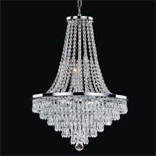 french empire crystal chandelier vista 628td19sp 7c
