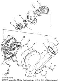 1993 yamaha riva 125 xc125e oem parts babbitts yamaha partshouse 1993 yamaha riva 125 xc125e original equipment manufacturer parts at babbitts yamaha partshouse air filter