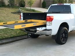 truck bed pull out storage diy slide out truck bed storage beautiful best truck bed slide