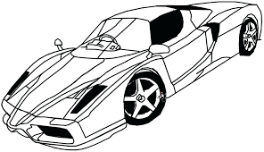 Ferrari Colouring Pages Printable Ferrari Coloring Pages Printable