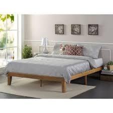 king mattress prices. Priage Solid Wood Platform Bed, Rustic Pine King Mattress Prices