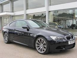 black bmw 2009. used bmw m3 2009 black coupe petrol automatic for sale