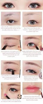 pin by iemimah manrique on make up korean makeup tutorials best korean makeup korean eye makeup