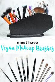 must have vegan makeup brushes