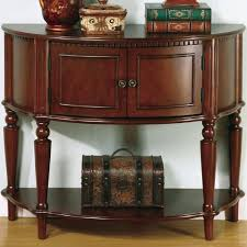 Image of: Hallway Table with Storage Style