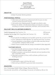 Personal Objectives Examples For Resumes Resumes Objective Examples Black And White Resume Objective Sample