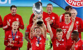 Com Supercopa da Alemanha, Thomas Muller se torna alemão com mais títulos -  01/10/2020 - UOL Esporte