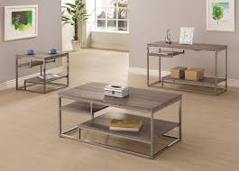 rustic occasional table collection