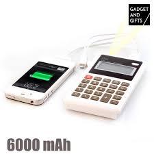 Power Bank Lommeregner 6000 Mah