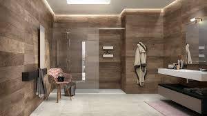 Tiled Bathroom Floors Wood Look Tile 17 Distressed Rustic Modern Ideas