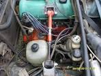 Допопор двигателя на ваз