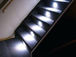 Stair led lights Ideas Stair Led Lights Interior Gallery Reactive Lighting Automated Led Stair Controller Remarkable Led Lights Led Stair Led Lights Stair Led Lights Source Automatic Stair Lights Led Strips By