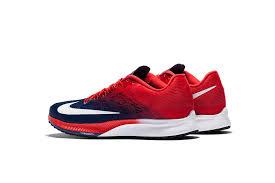 nike elite shoes. mens nike air zoom elite 9 bule white red 863769 006 running shoes