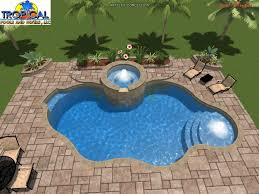 Pool designs Garden Contact Us Professional 3d Pool Design Tropical Pools And Pavers