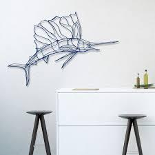 drawn wall wall decor 190006