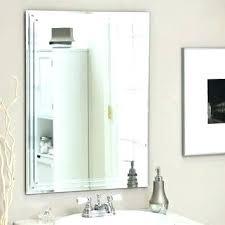 beveled bathroom vanity mirrors. Beveled Vanity Mirror Bathroom Lovely Double Mirrors For Wall Tiles