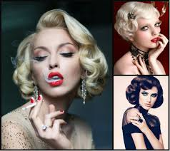 Retro Hair Style retro hairstyles archives hairstyles 2017 hair colors and haircuts 5580 by wearticles.com