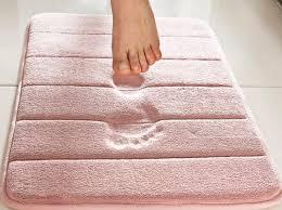 captivating rose bath rug with fun pink bathroom rug sets bath nbacanotte s rugs ideas hot light