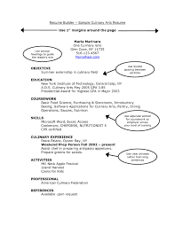Free Sample Resume Builder Resume Samples
