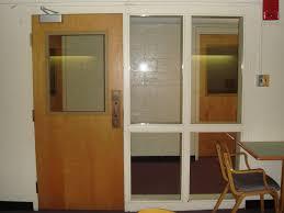 20 minute door with 45 minute sidelites
