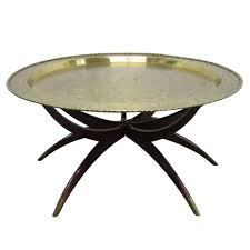 black lacquered coffee table chinese round brass coffee table