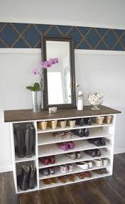 Inroom Designs Coat Hanger And Shoe Rack Shoe Rack Shoe Rack Shelving For Shoes And Boots Fearsome Image 63