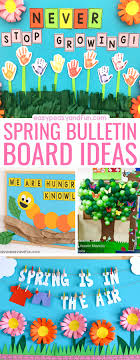 wonderful spring bulletin board ideas for your clroom