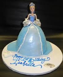 Cinderella Fondant Doll Cake B0716 Circos Pastry Shop