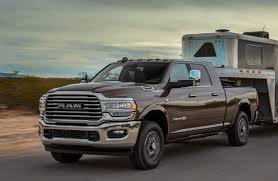 2019 Ram 3500 Towing Chart 2019 Ram 2500 And 2019 Ram 3500 Engine Power And Tow Ratings