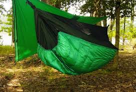 Ultra light down quilts for camping, hiking and backpacking ... & ... The Winter Nest Original Hammock Under Quilt Adamdwight.com