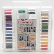 Sulky Rayon Thread Chart Sulky Embroidery Starter 27 Spool 40 Weight Rayon Thread Set
