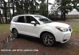 subaru forester 2016 white. Simple 2016 2016 White Subaru Forester 20XT Premium Throughout White