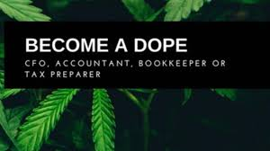 Cannabis Accounting Education And Training Bookkeepers