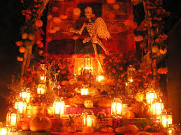 day of the dead in oaxaca a sacred festival oaxaca city day of the dead altar made by boris spide