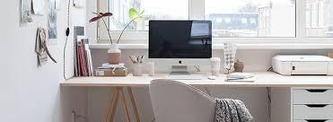 Simple Work Desk And Workspace Design Decoration Ideas Featured